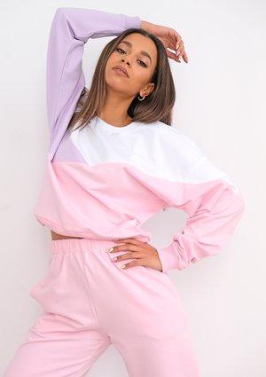 Sweatshirt Pastel Pink