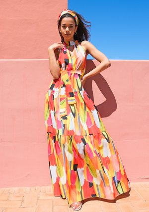 Maxi dress Lady Bird