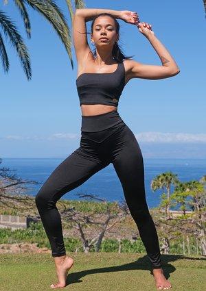 Sensual Black Legging