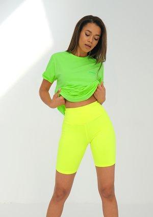 T-shirt Neon Lime