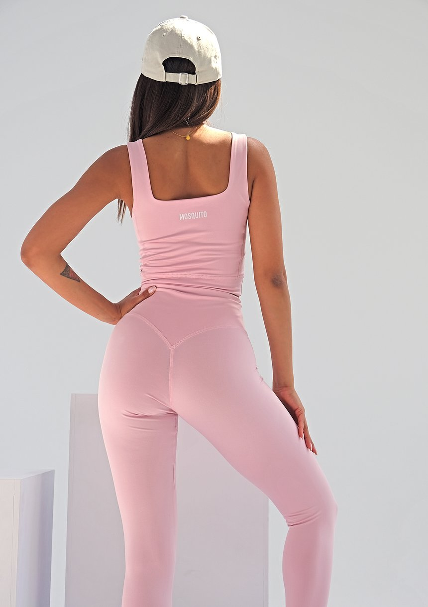 Legginsy Pastel Pink ILM
