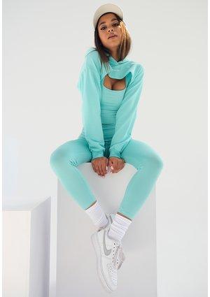 Bluza typu bolerko Sweet Mint ILM