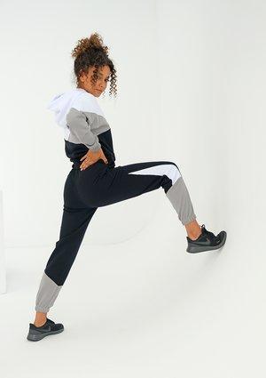 Tricolor sweatpants Grey