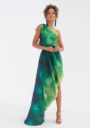 Maxi dress Ombre Green