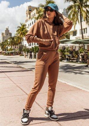 Spodnie dresowe Toffee ILM