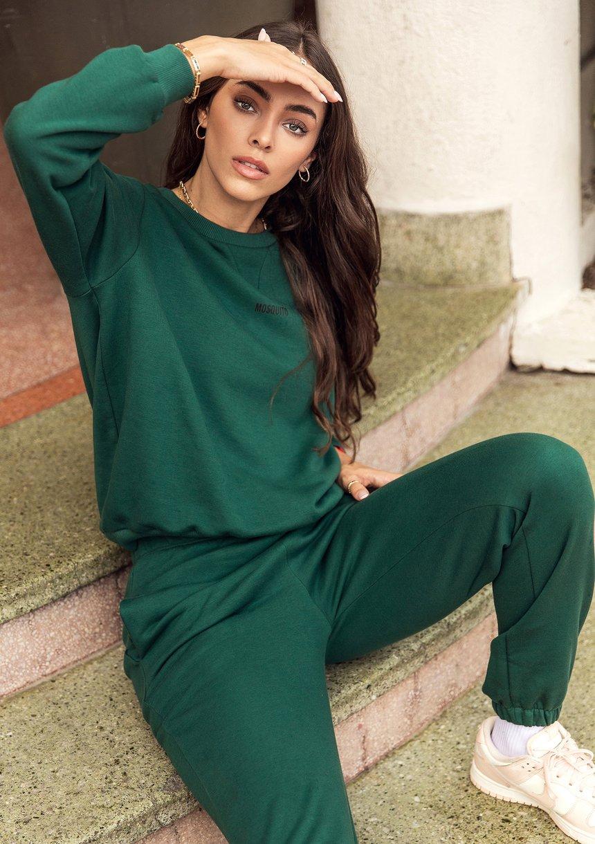 Bluza Deep Green ILM