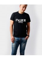 "T-SHIRT  ""IM HER MR"""