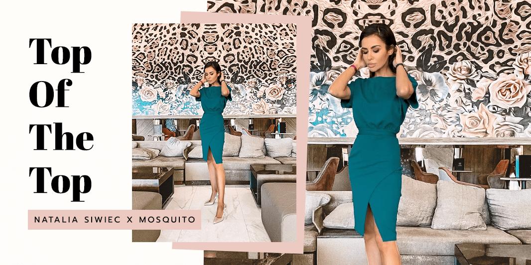 6297e57977 Mosquito -wiosna lato 2019 - Modne sukienki