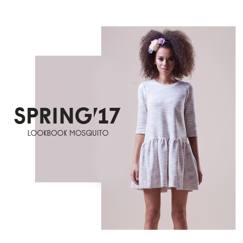 LOOKBOOK MOSQUITO wiosna 2017